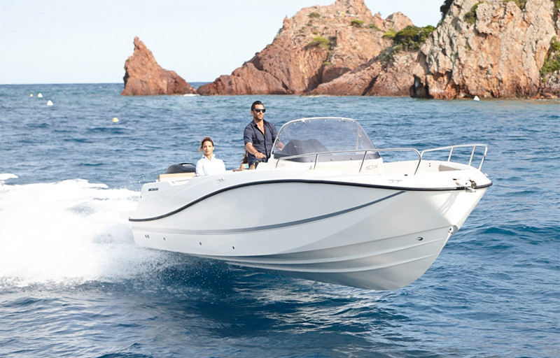 Quicksilver Activ 755 Open